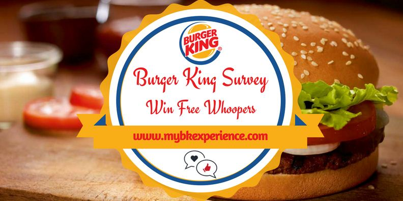 burger king survey
