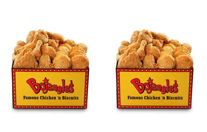 Bojangles Survey prize
