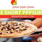 Peter Piper Pizza survey feedback