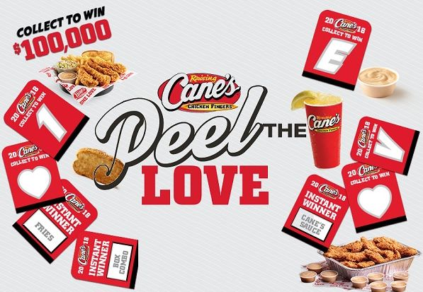 Raising Cane's Survey 1
