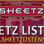 sheetz survey process