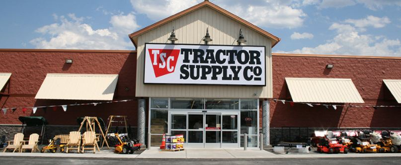tractor supply survey guide