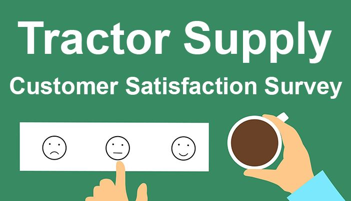 tractor supply survey sweepstakes
