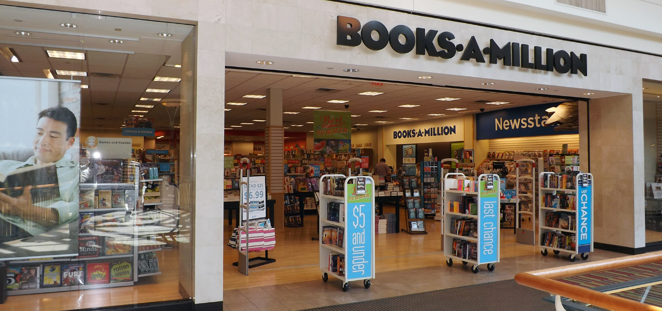 Books a millions customer survey