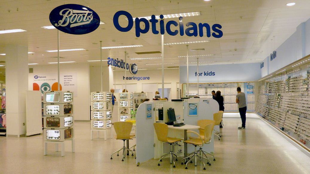 boost Opticians survey