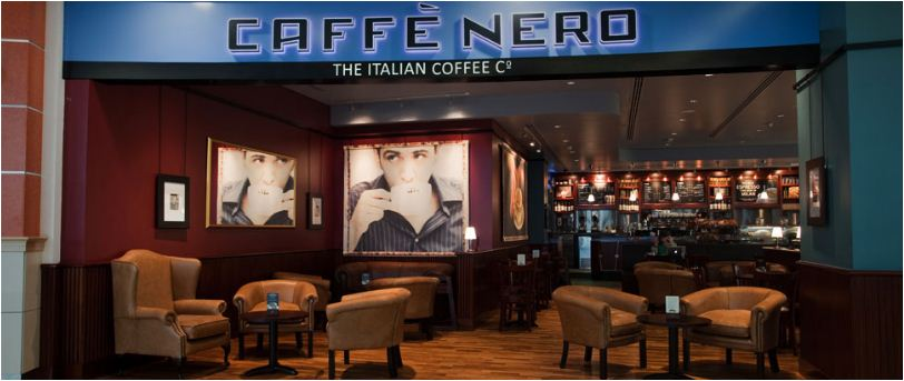 caffe Nero Guest Experience Survey
