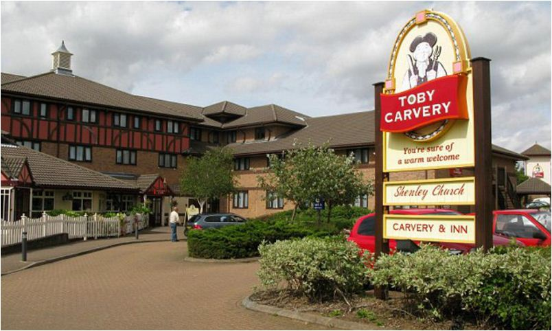 Crown Carveries Customer Feedback Survey