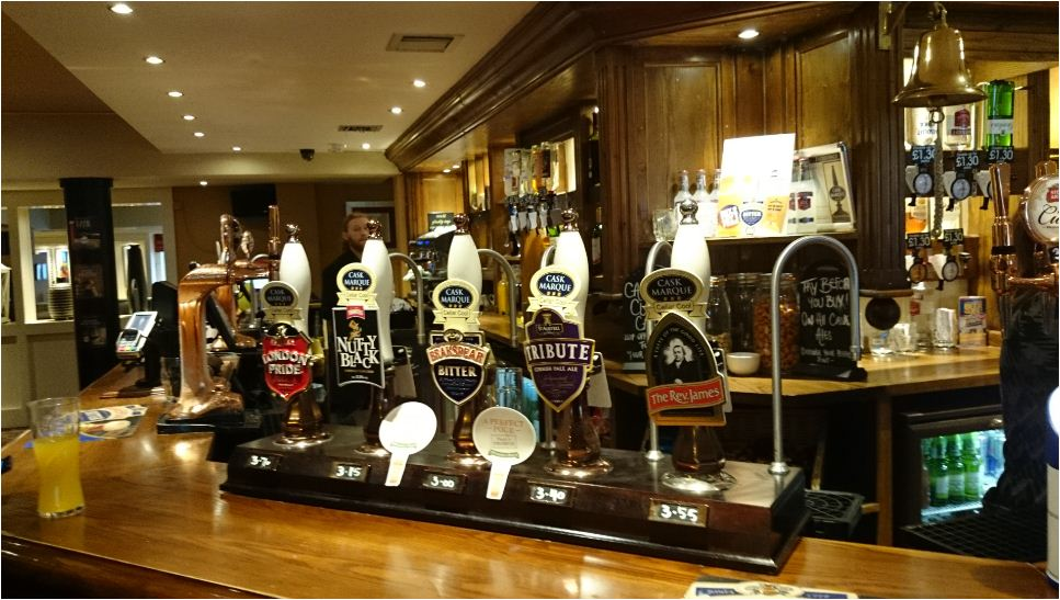 Ember Inns Guest Satisfaction Survey