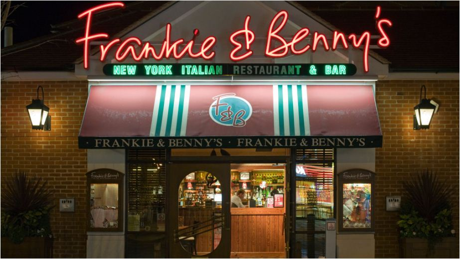 Frankie & Bennys customer survey