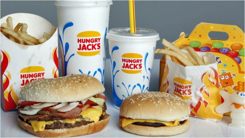 hungry jack's guest feedback survey