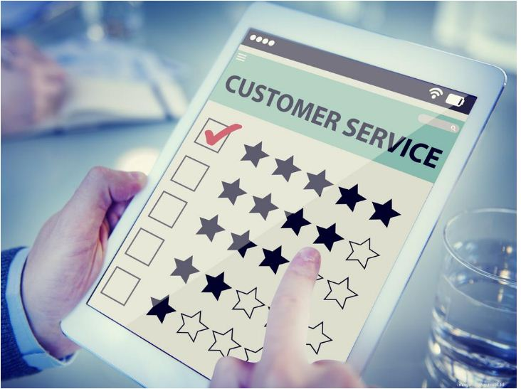 JD Power customer satisfaction survey