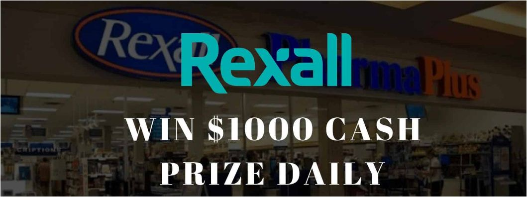 rexalla Customer feedback survey rewards