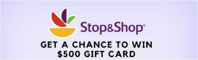 stop and shop rewards