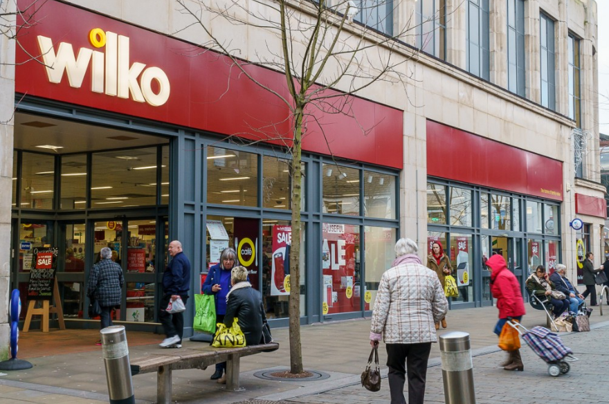 tell wilko customer feedback survey