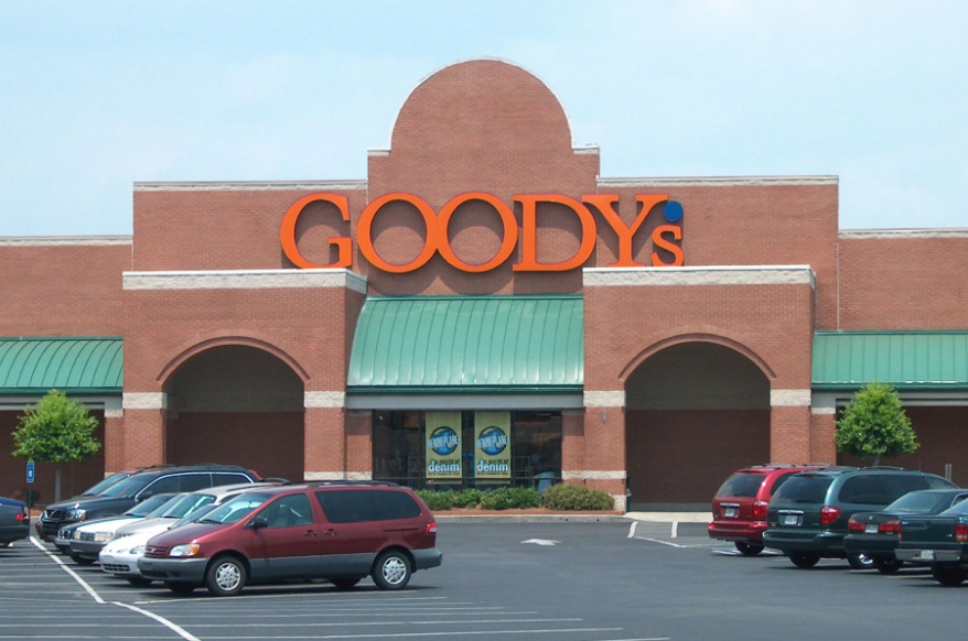 Goodys customer survey