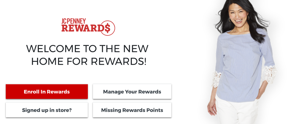 JCPenney Customer Satisfaction Survey rewards