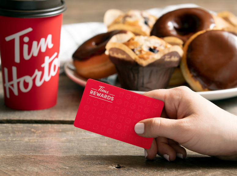 Tim Hortons Survey rewards