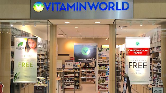 Vitamin World Survey