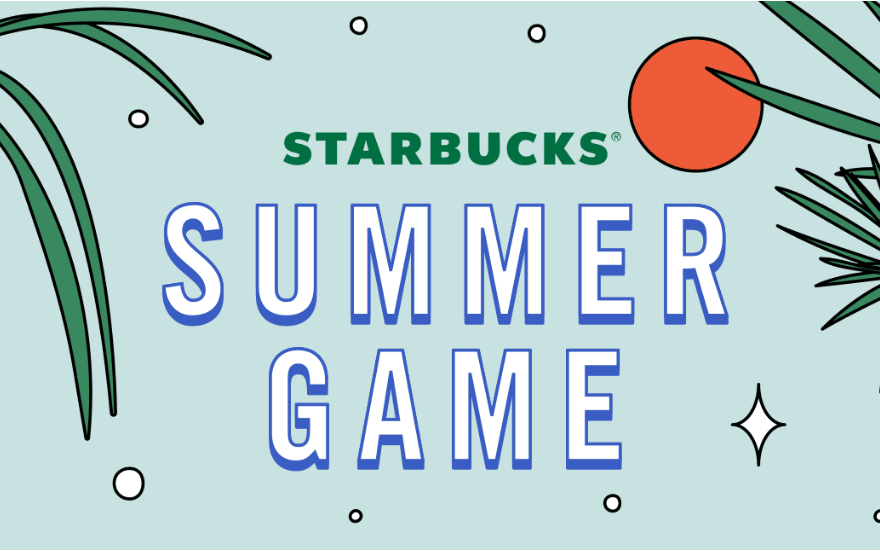 Starbucks Summer Game Experience Survey